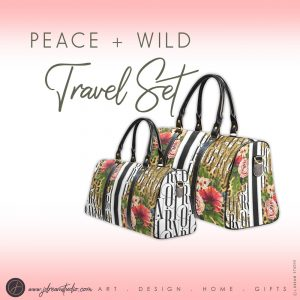Travel Bags + Accessories
